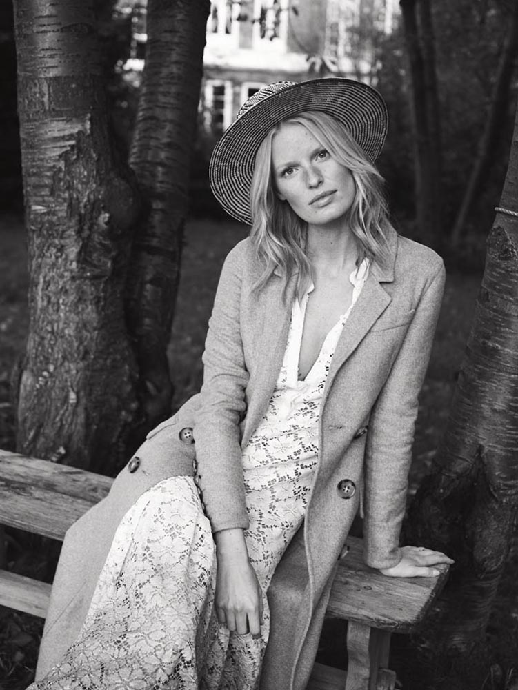 Caroline Winberg for Special Issue Marie Claire Italy